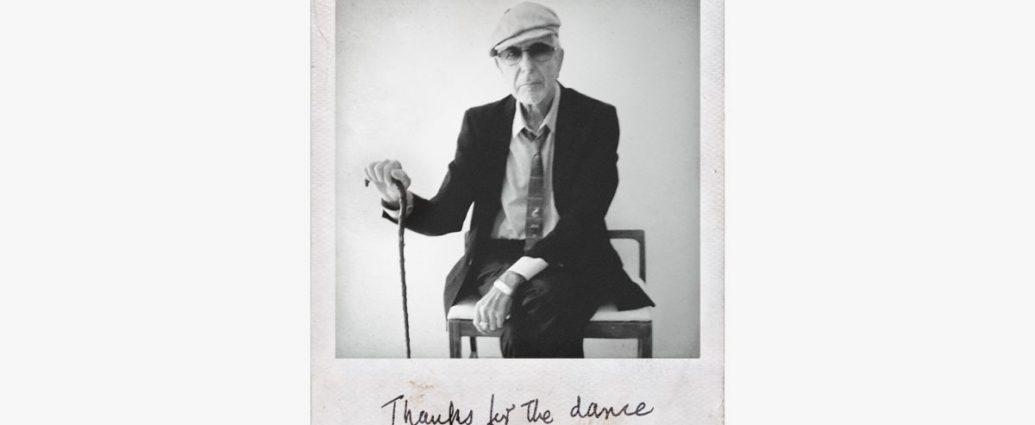 , O Leonard Cohen κυκλοφορεί νέο Album!