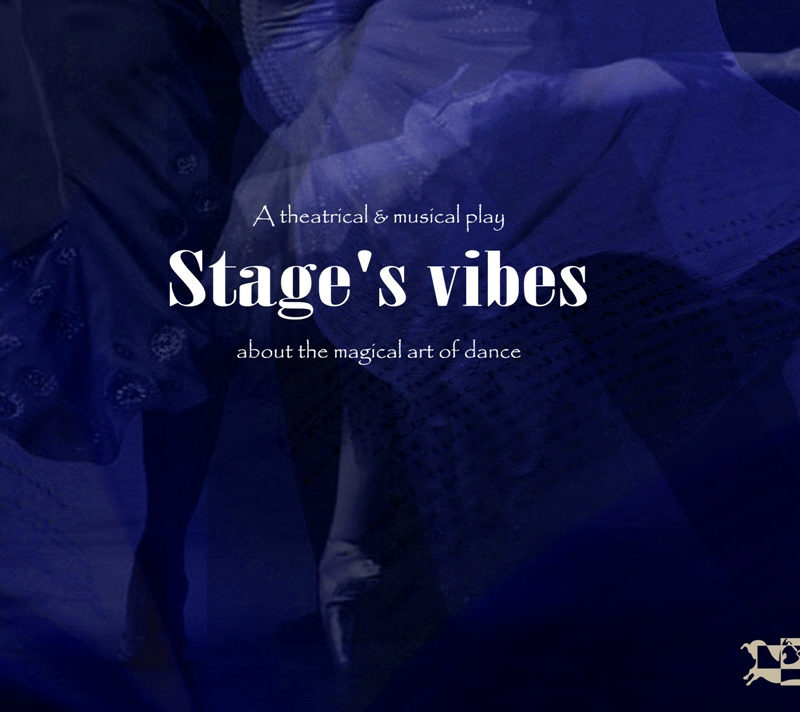 «Stage's vibes» by Jimmys G. Kalis – Σαββατοκύριακα 21,22 και 28,29 Σεπτεμβρίου στο Θέατρο Κνωσός