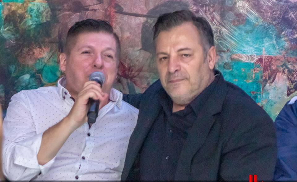 """, Ποιοι επώνυμοι τραγουδιστές τίμησαν τον Γιώργο Δασκουλίδη στο """"Bodega"""" (εικόνες)"""