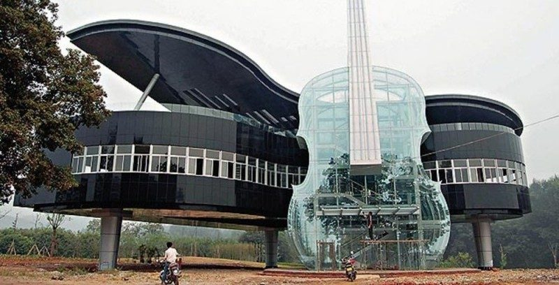 Huainan: Mουσικό σχολείο όνομα και… πράγμα [pics]