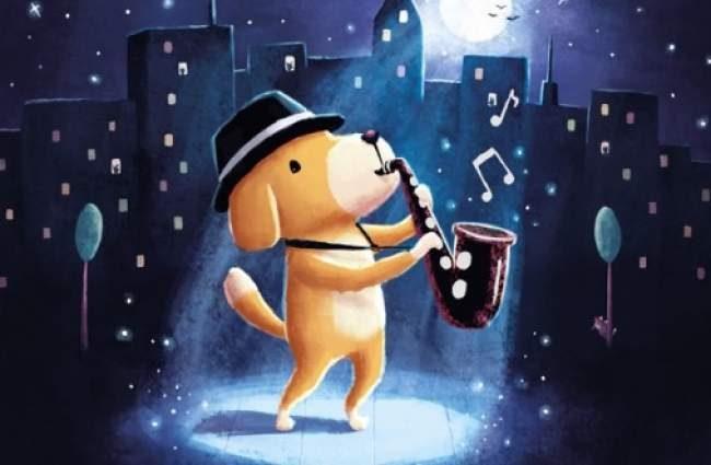 "Marie Voigt  ""Ο Σκύλος είναι τζαζ"" από τις εκδόσεις Ίκαρος"