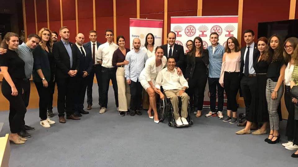 Με ιδιαίτερη επιτυχία και μεγάλη συμμετοχή, ολοκληρώθηκε η ημερίδα «Η αναπηρία στον 21ο αιώνα»