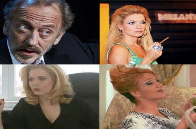 10 από τους καλύτερους «κακούς» της ελληνικής τηλεόρασης! Στο νο1 είναι ο…