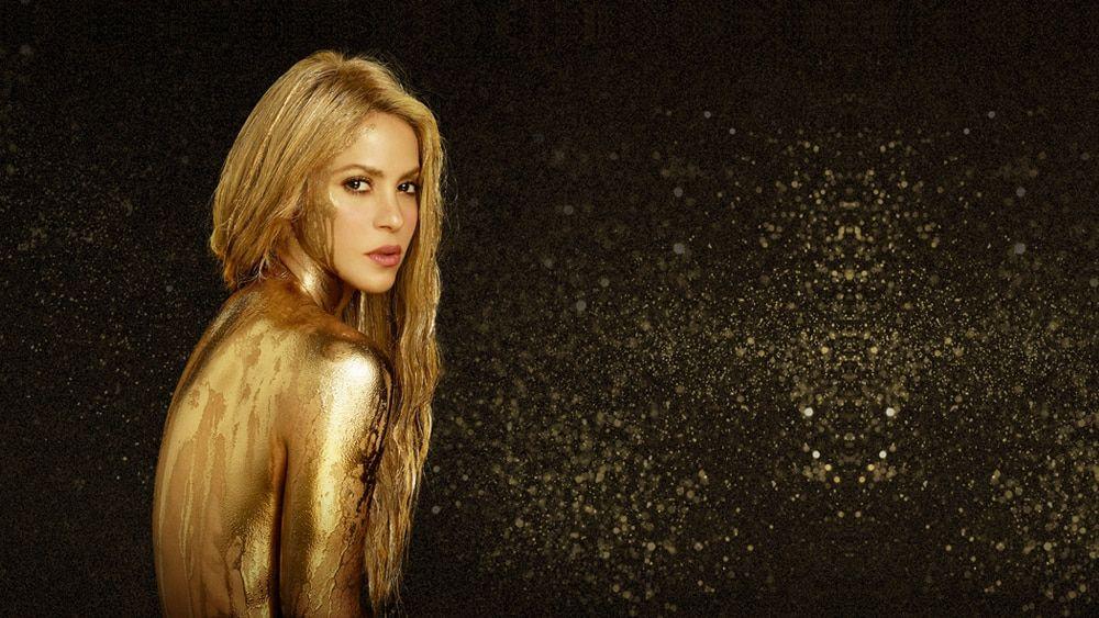 H Shakira ανακοινώνει την κυκλοφορία του «Shakira in Concert: El Dorado World Tour Live»
