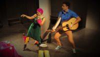 , «Πάει έρχεται» | Θέατρο με χορό και ζωντανή μουσική για θεατές από 1,5 ετών