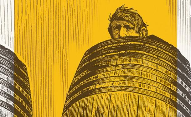 """, Ισίδωρος Ζουργός """"Οι Ρετσίνες του Βασιλιά"""" από τις εκδόσεις Πατάκη"""