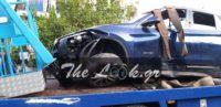 , Τροχαίο στην Κηφισιά: Τούμπαρε αυτοκίνητο – Τραυματίστηκαν 2 άτομα