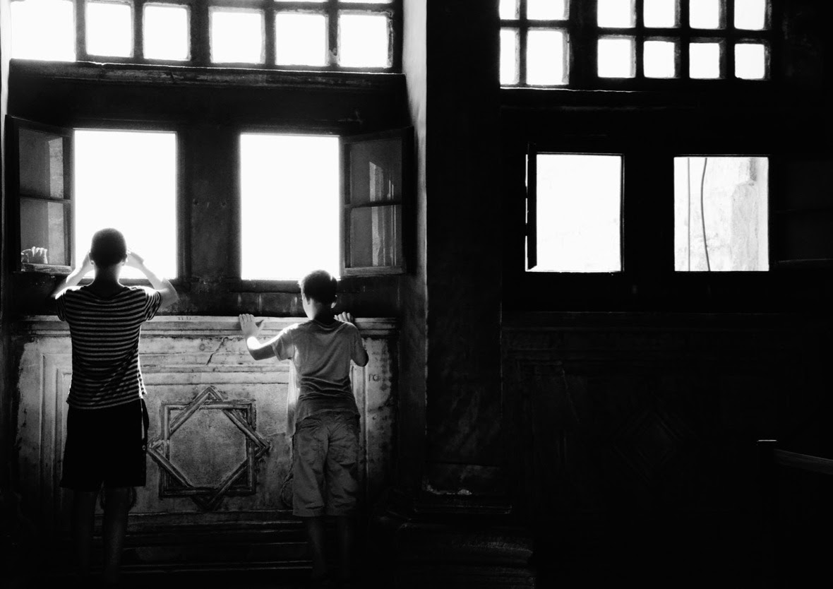 Inner Vision Photography Workshop: Βιωματικό σεμινάριο φωτογραφίας με την Αγγελική Καστρινέλλη