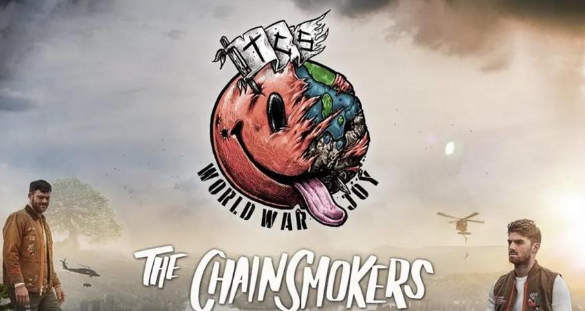 Οι The Chainsmokers κυκλοφορούν το νέο τους album «World War Joy»!