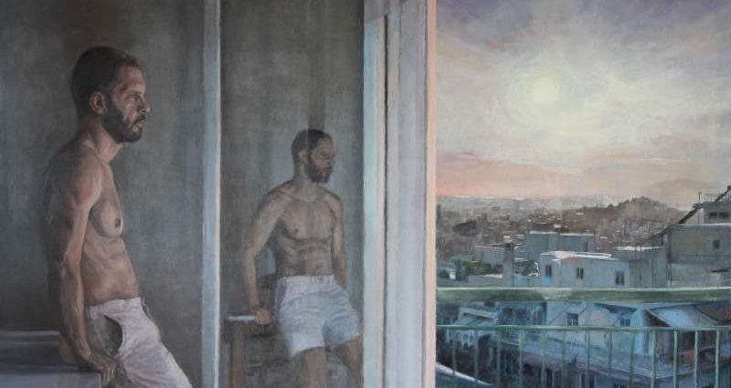 , Προσωπικό Ημερολόγιο: Έκθεση ζωγραφικής Ανδρέα Μαράτου | Estudio Gallery