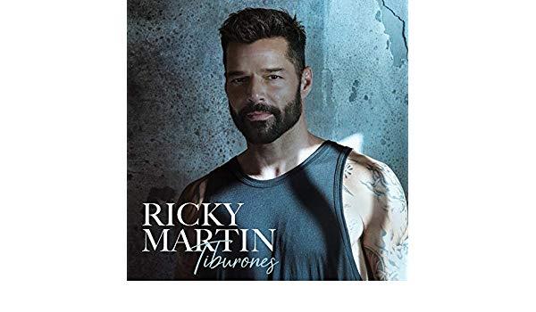 , O Ricky Martin κυκλοφορεί το TIBURONES!