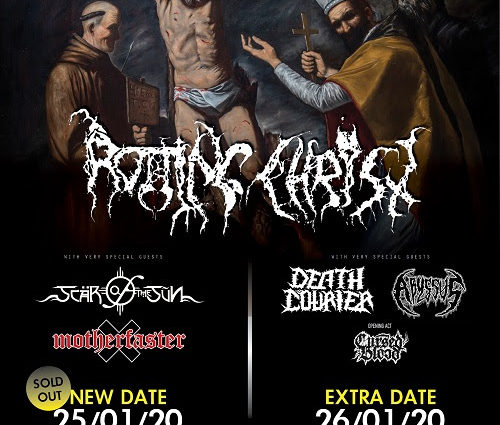 , Last Details : Rotting Christ w/ Special Guests