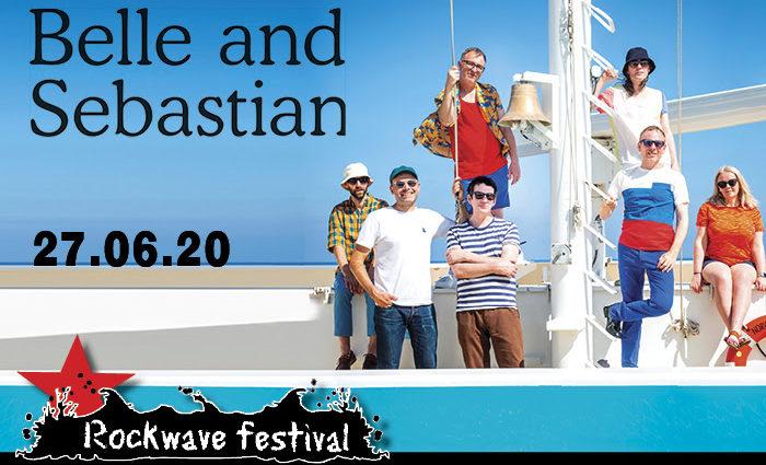 , Rockwave Festival 2020 | Belle and Sebastian και Digital 21 + Stefan Olsdal μαζί με τους Placebo | 27 Ιουνίου, TerraVibe Park