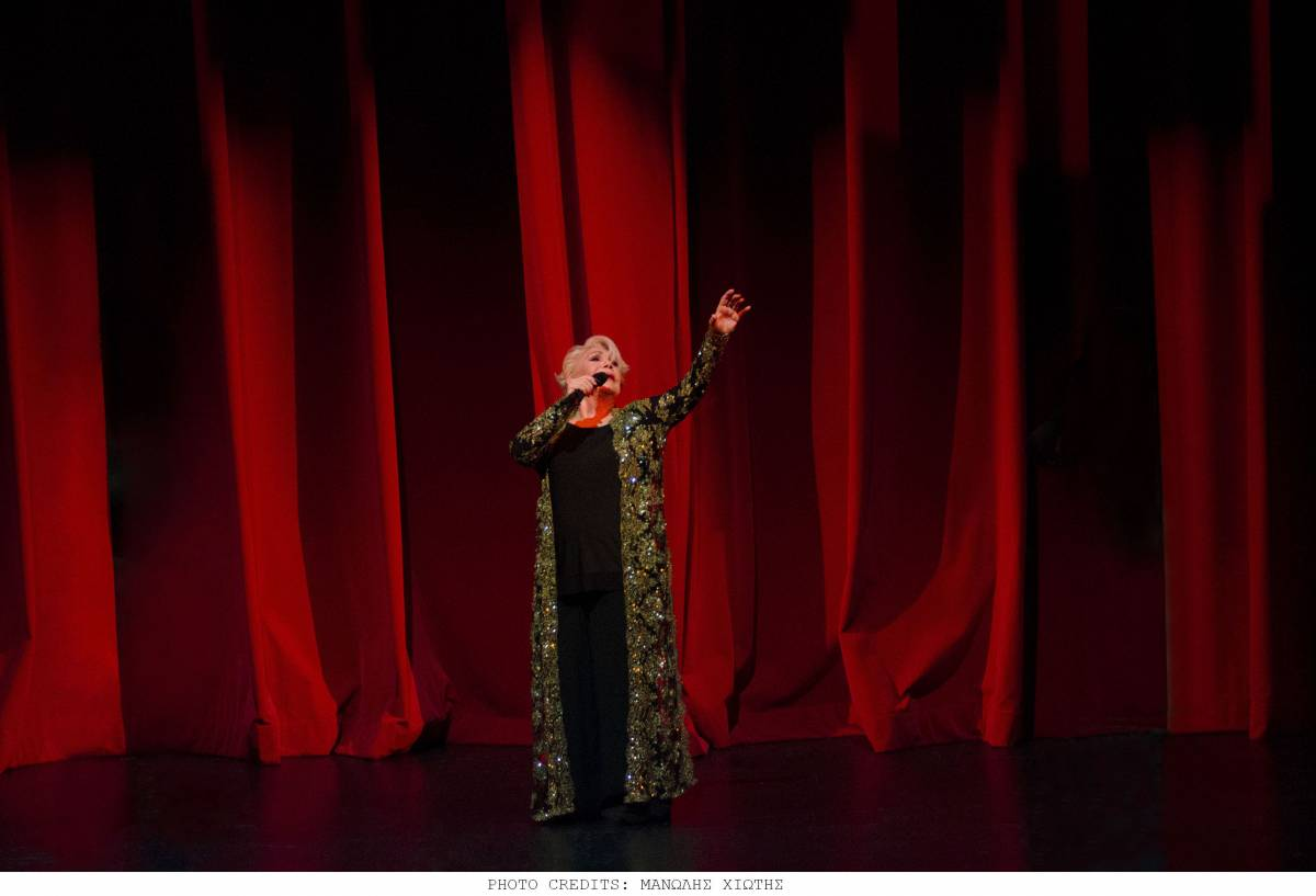 «Μαρινέλλα – Ο Μύθος» Θρίαμβος με ακόμα μία SOLD OUT παράσταση που πραγματοποιήθηκε στο Κέντρο Πολιτισμού Ίδρυμα Σταύρος Νιάρχος!