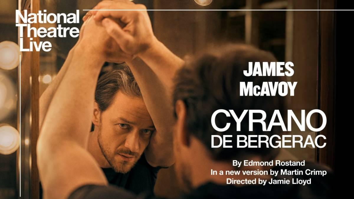 «Συρανό ντε Μπερζεράκ» του Edmond Rostand σε ζωντανή μετάδοση από το Playhouse Theatre