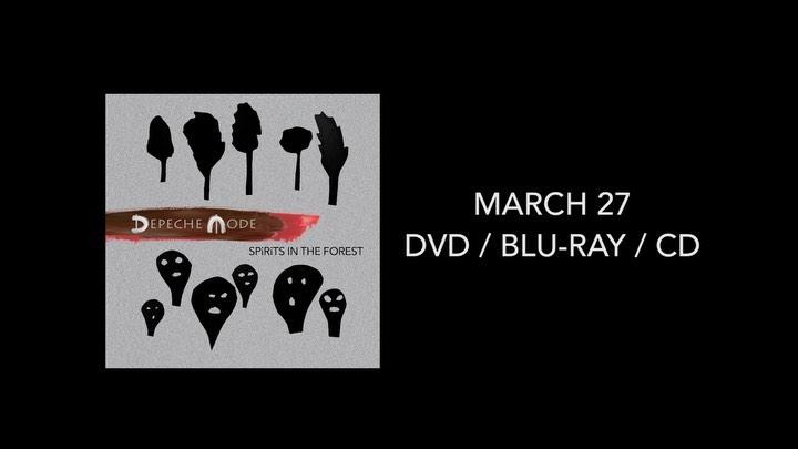 Το εντυπωσιακό documentary των Depeche Mode «SPiRiTS in the Forest» πρώτη φορά σε dvd και blu-ray