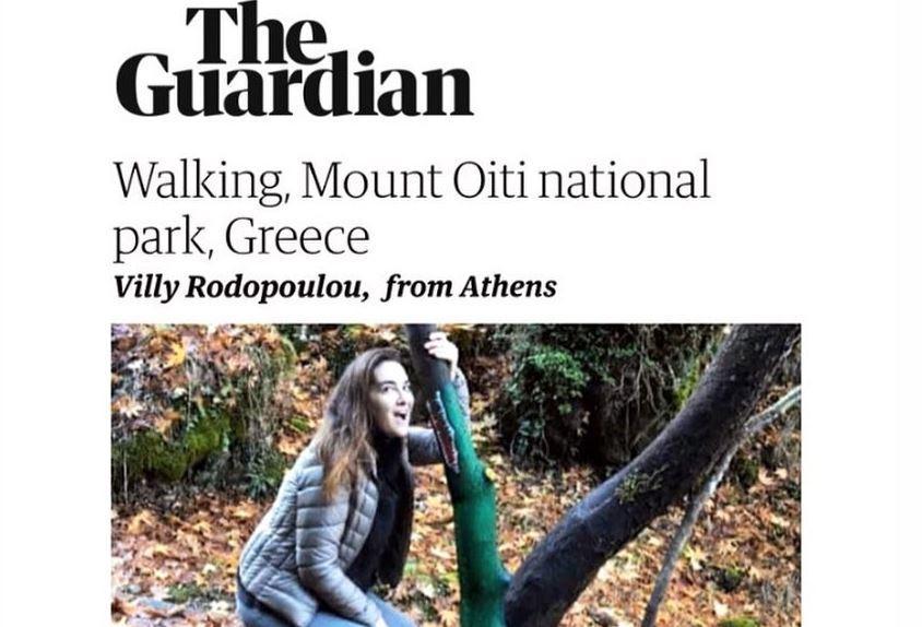 , Βίλλυ Ροδοπούλου: Η γιατρός που μπήκε στην «Guardian» μιλώντας για την Ελλάδα