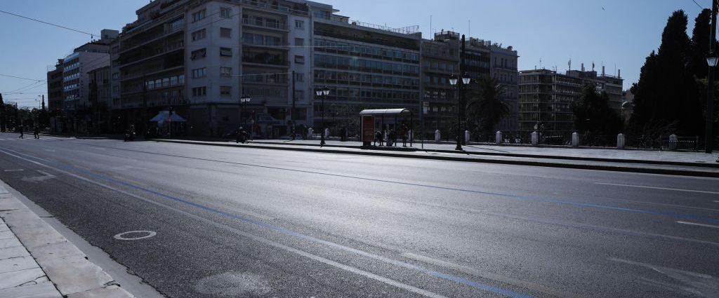 , Ενημέρωση από την Πολιτική Προστασία: Πώς θα εφαρμοστεί η απαγόρευση κυκλοφορίας