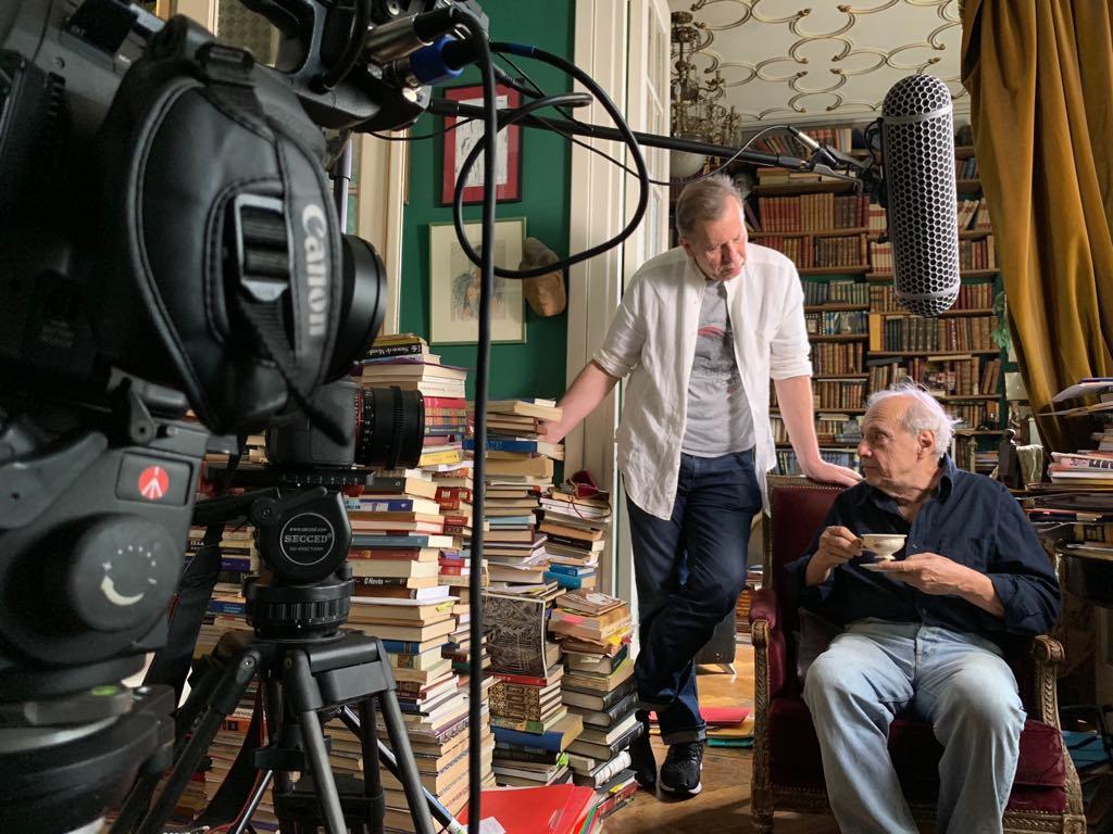 Κινηματογραφικοί Δημιουργοί στο κανάλι της Βουλής