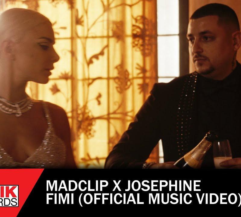 Mad Clip x Josephine – «Fimi»: Η συνεργασία τους «σαρώνει» σε digital charts και YouTube!