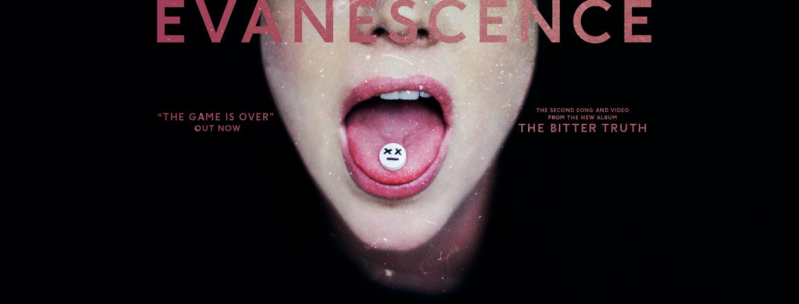 Evanescence | The Game Is Over | Μόλις κυκλοφόρησε!