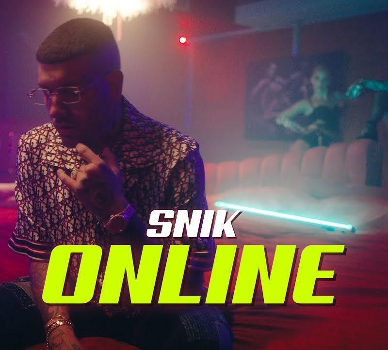 """""""Online"""" – Δείτε το ultra sexy νέο βίντεο κλιπ του SNIK"""