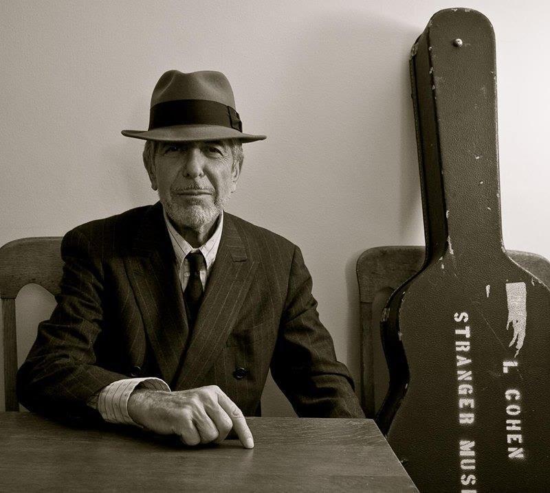 Nέα κυκλοφορία : Leonard Cohen: Η Φλόγα