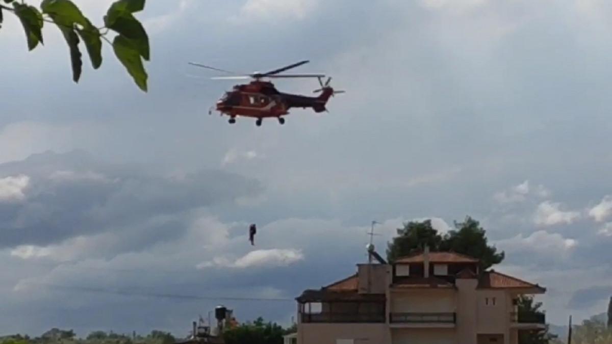 Τραγωδία δίχως τέλος στην Εύβοια: Και τέταρτος νεκρός από τις τρομακτικές πλημμύρες – Στην περιοχή ο Νίκος Χαρδαλιάς