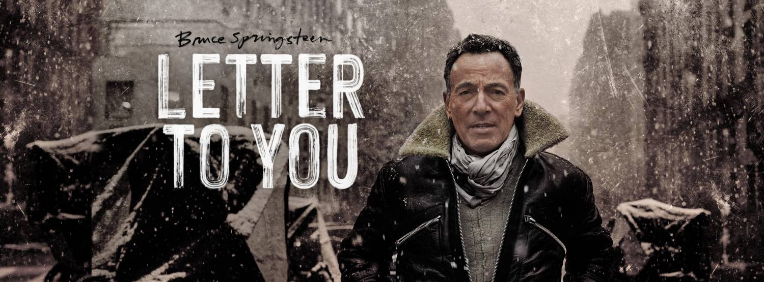 Bruce Springsteen | Letter To You | Νέο δίσκος στις 23 Οκτωβρίου!