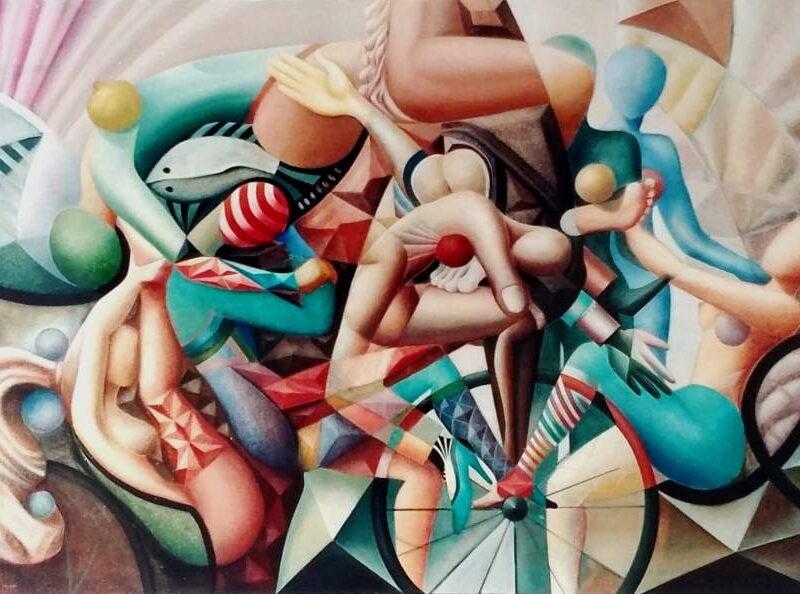 Έκθεση | «Ιππο- καθάψια» της Ευρυδίκης Μαρίας Βεντούρη στην MaLou Art Consulting Online Gallery
