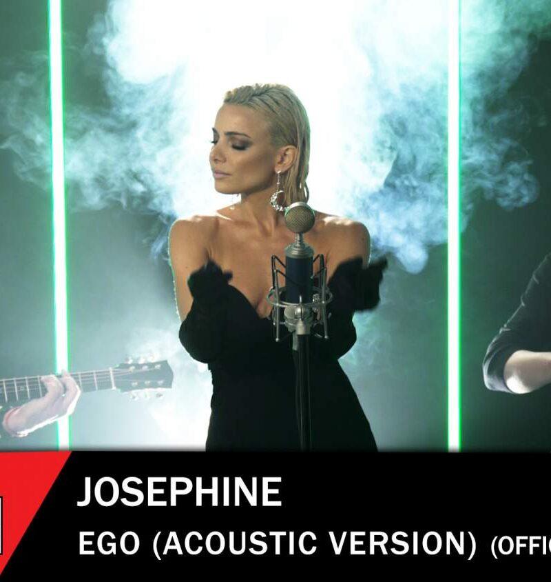Josephine: Το mega hit «Εγώ» σε νέα version με εντυπωσιακό video