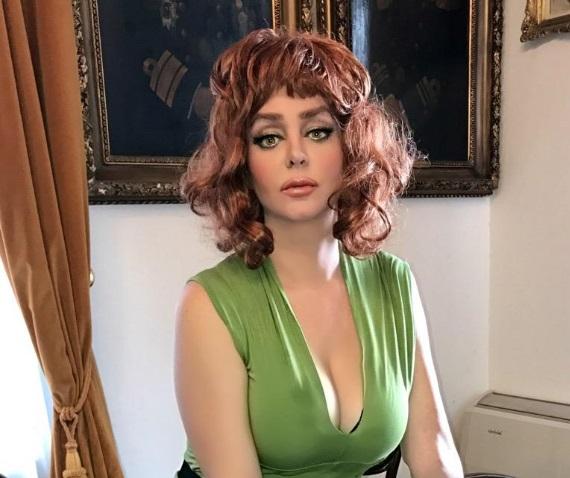 Δέσποινα Μοίρου | Μετά τη Liz Taylor σε νέα βρετανική ταινία ως Sophia Loren- Η αντίδραση της διάσημης ντίβας (Εικόνες από τα γυρίσματα στην Ύδρα)