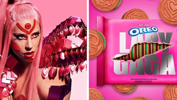 Η Lady Gaga λανσάρει τη δική της σειρά μπισκότων εμπνευσμένη από το album Chromatica