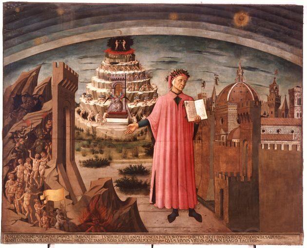 Η Ιταλία τιμά την επέτειο των 700 ετών από τον θάνατο του Δάντη