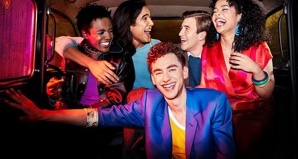 """Διθυραμβικές οι κριτικές για τη νέα βρετανική σειρά με θέμα το AIDS """"It's A Sin"""""""